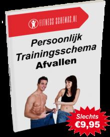 Persoonlijk trainingsschema voor Afvallen