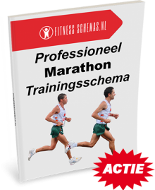 Professioneel Marathon Trainingsschema